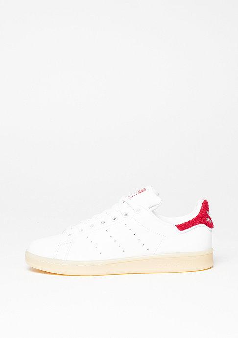 adidas Stan Smith white/white/collegiate red