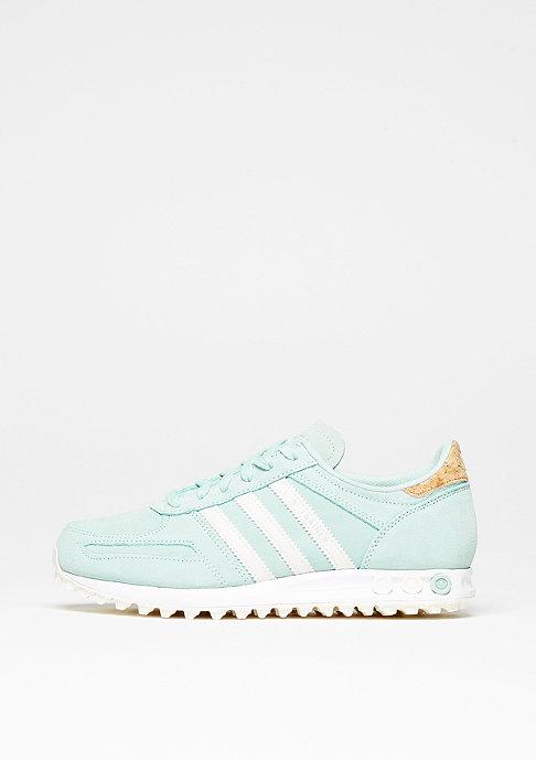 adidas LA Trainer vapour green/off white/white
