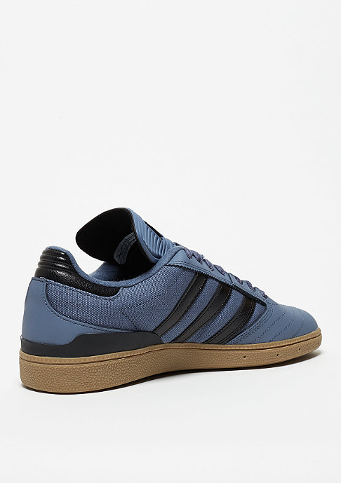 adidas Busenitz tech ink/core black/gum