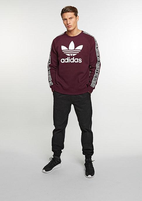 adidas ES Crew maroon