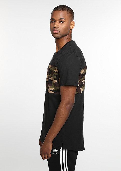 adidas Camo Block black