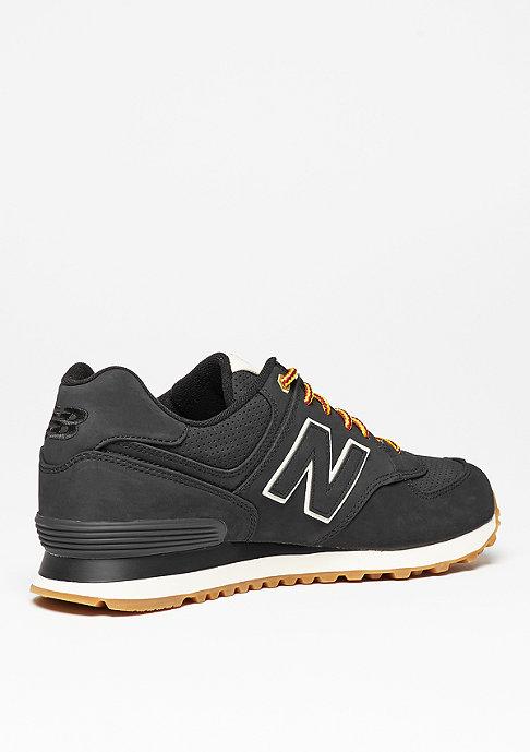New Balance ML 574 HRD black