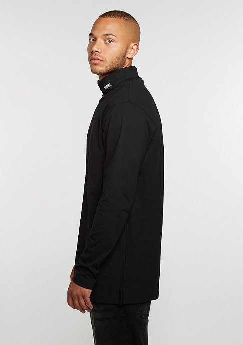 SNIPES Turtleneck black