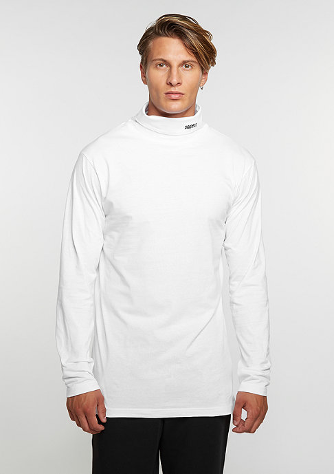 SNIPES Turtleneck white