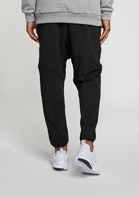 SNIPES Interlock Cropped black
