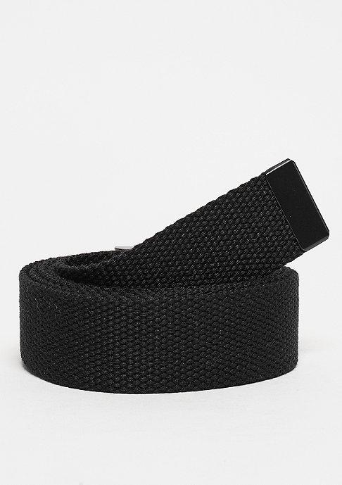 Carhartt WIP Gürtel Clip Belt Tonal black