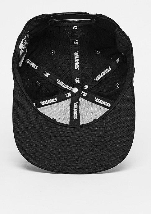 Carhartt WIP Snapback-Cap Logo Starter black