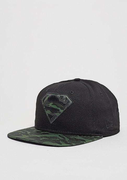 New Era Snapback-Cap Character Nylon 9Fifty DC Superman camo