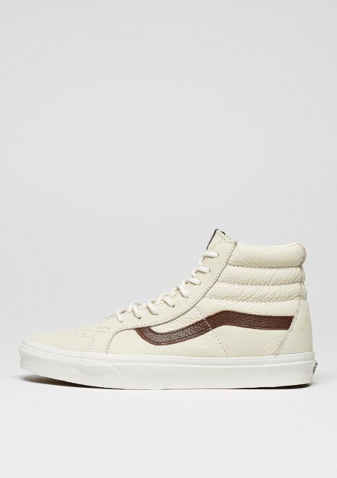 VANS Sk8-Hi Reissue Leather blanc de blanc/potting soil