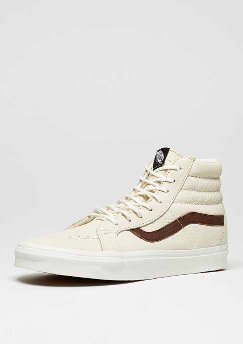 VANS Sk8-Hi Reissue Leather blanc de blanc/potting soil