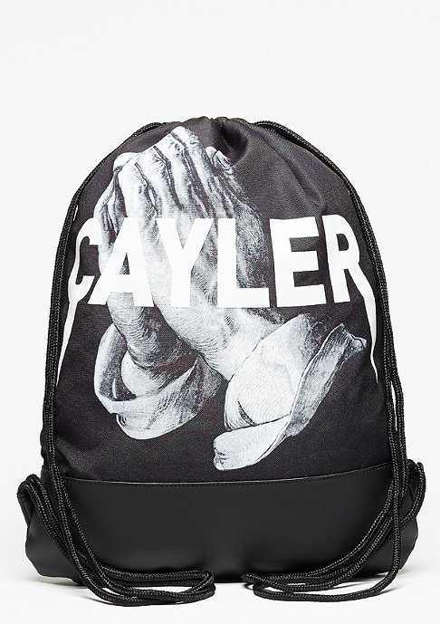 Cayler & Sons C&S Gymbag Partners In Crime black/white/grey