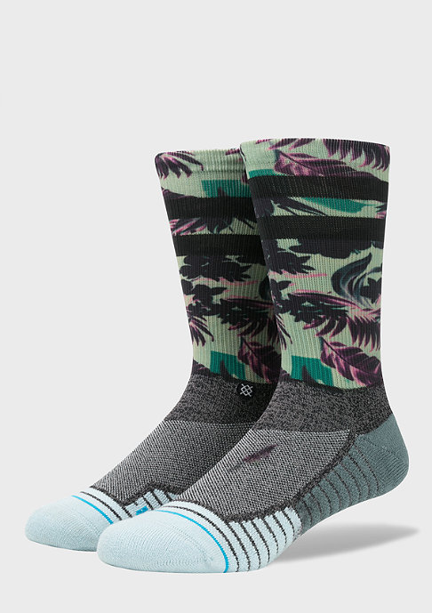Stance Fashionsocke Hidden Palms green