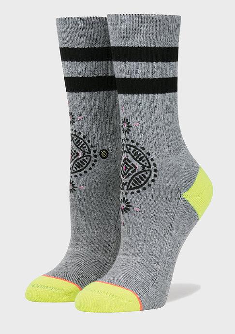 Stance Fashionsocke Henna grey