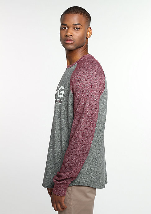 LRG Standard Issue charcoal heather
