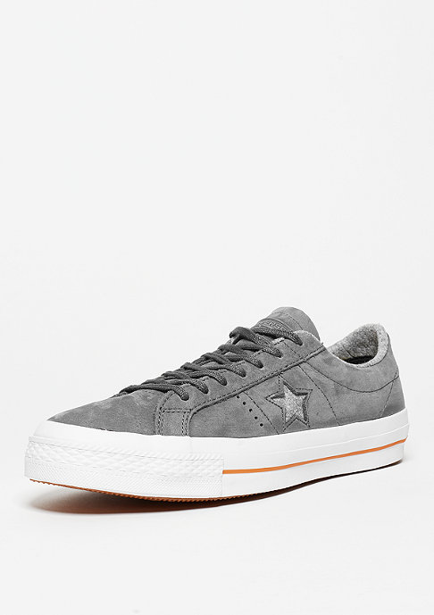 Converse CONS One Star Ox thunder/ash grey/gum