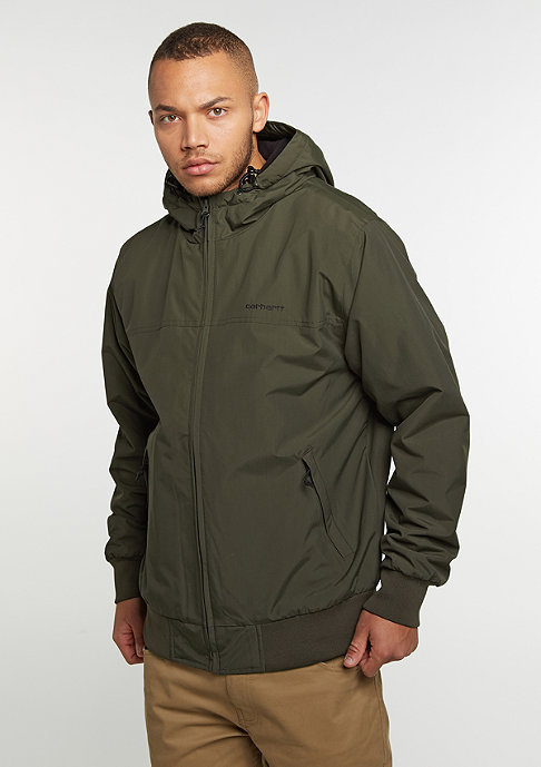 Carhartt WIP Hooded Sail cypress