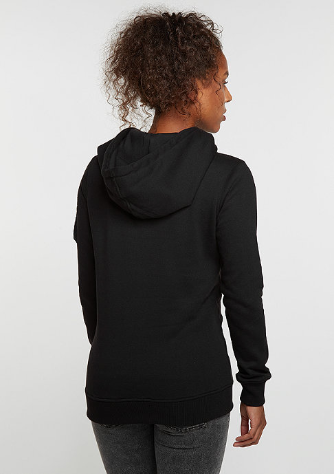 Urban Classics Hooded-Sweatshirt Bomber black