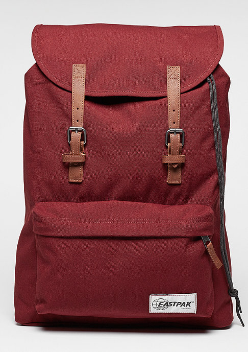 Eastpak Rucksack London opgrade rust