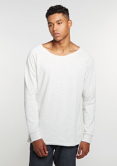 Urban Classics Long Open Edge Terry off white