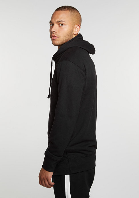 Urban Classics Hooded-Sweatshirt Loose Terry Long black