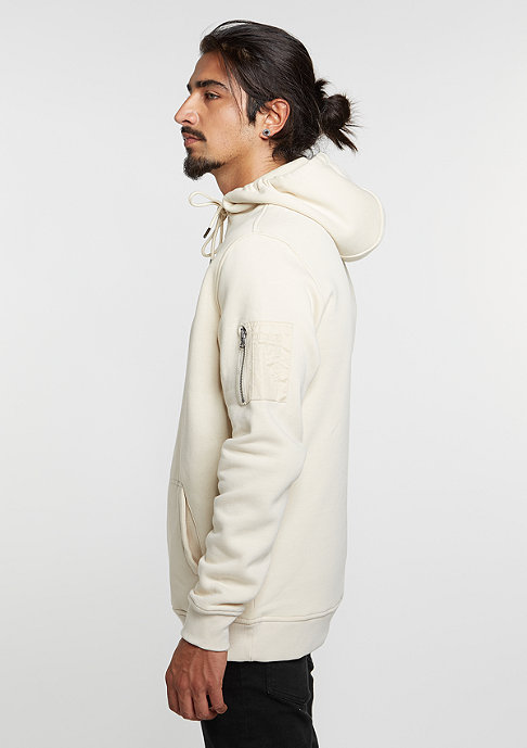 Urban Classics Sweat Bomber sand