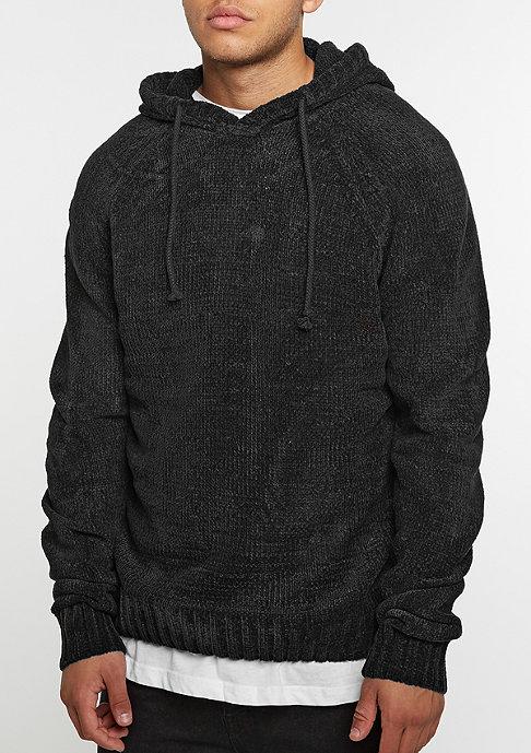 Urban Classics Chenille Hooded black