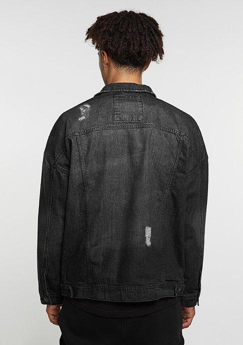 Urban Classics Ripped Denim black