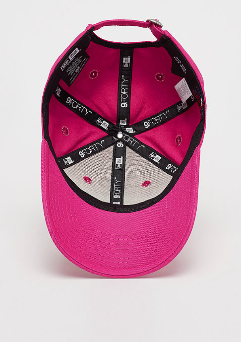 New Era Baseball-Cap 9Forty Fashion Essential MLB New York Yankees pink/white