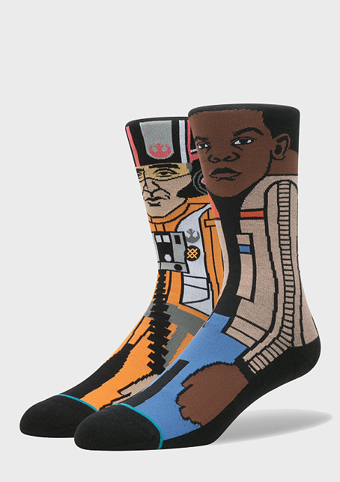 Stance Fashionsocke Star Wars The Resistance 2 orange