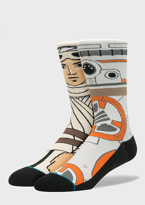 Stance Fashionsocke Star Wars The Resistance tan