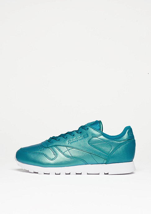 Reebok Classic Leather Pearlized english emerald