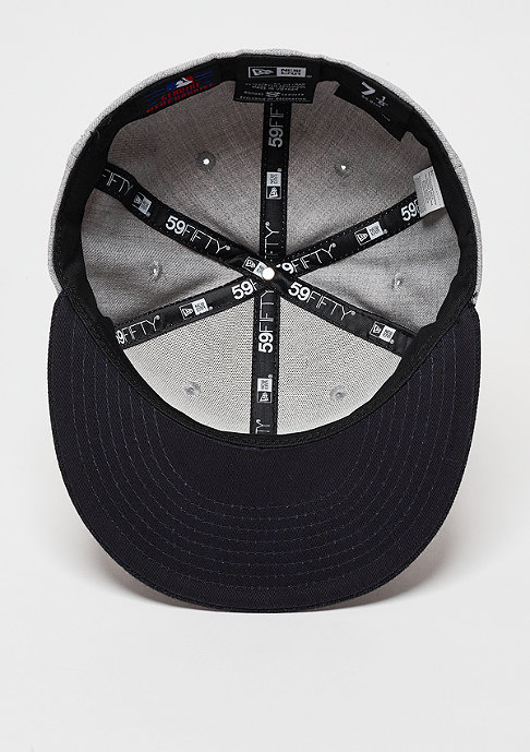 New Era Heather Contrast MLB New York Yankees heather grey