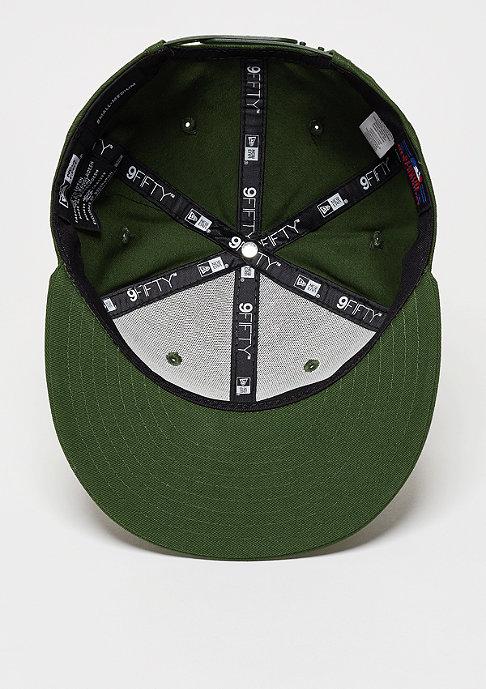 New Era League Essential MLB New York Yankees rifle green