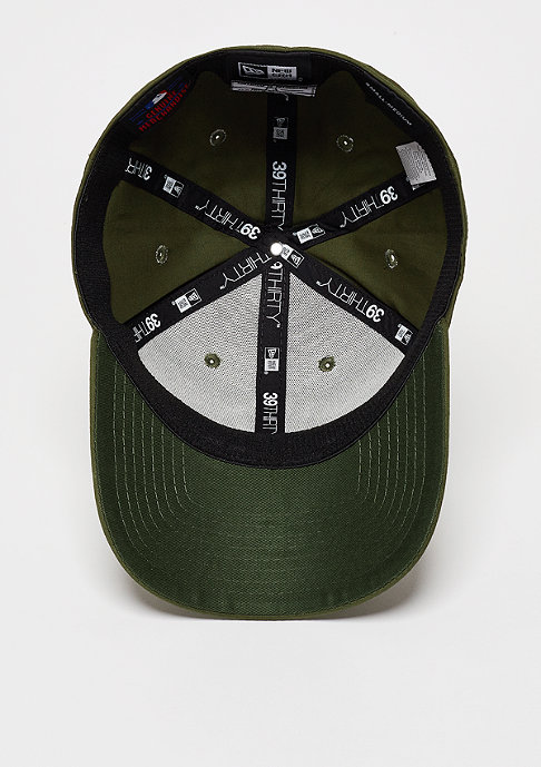 New Era Baseball-Cap Tonal League Essential MLB New York Yankees rifle green