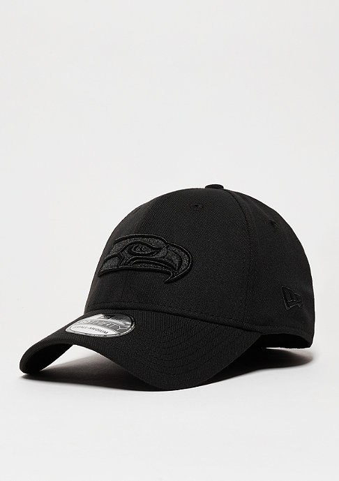 New Era BOB Team Wool NFL Seattle Seahawks black/black