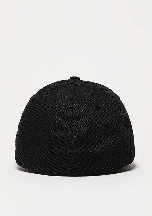 New Era Baseball-Cap Stretch Hex Canvas black