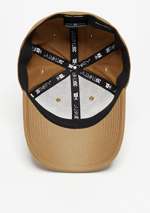 New Era Baseball-Cap Stretch Hex Canvas wheat