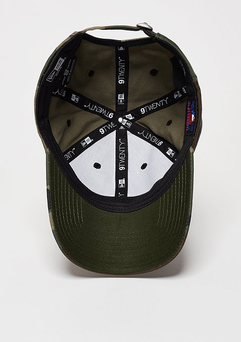 New Era Mini Logo Essential MLB New York Yankees woodland camo