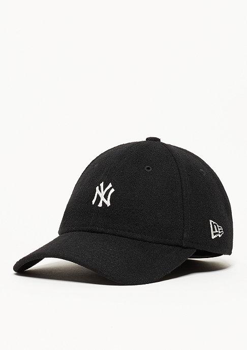 New Era Melton Mini Classic MLB New York Yankees black