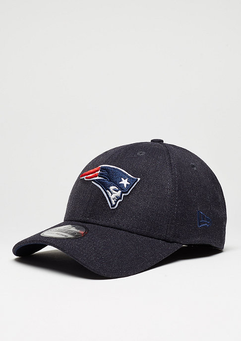 New Era Baseball-Cap Heather Team NFL New England Patriots official team colour