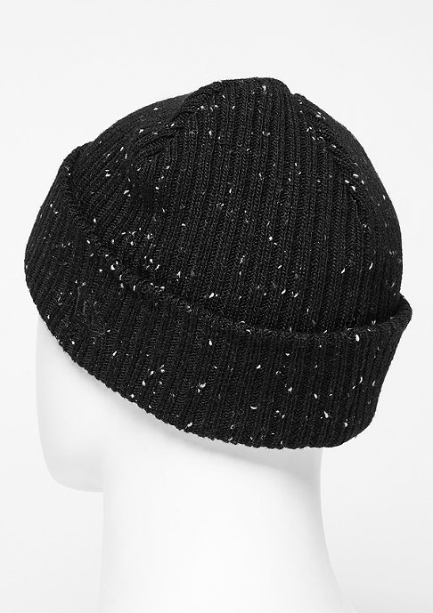 New Era Beanie Fleck Fisherman black