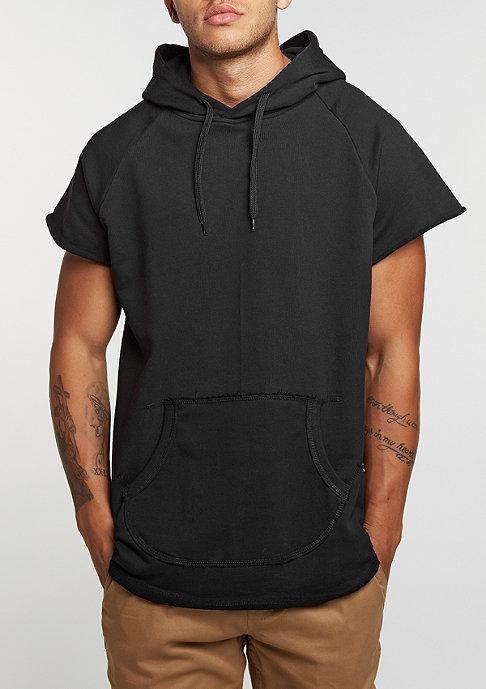 Criminal Damage Hooded-Sweatshirt Baller Cut black/black