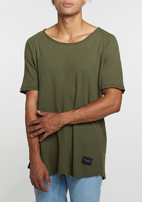 Criminal Damage T-Shirt Munro olive
