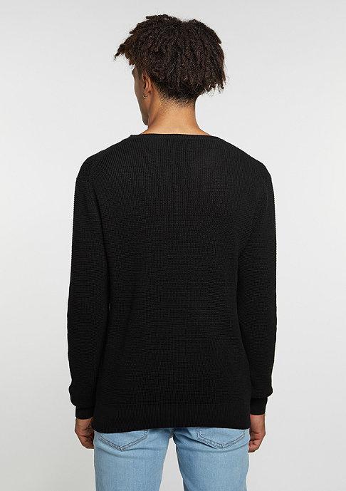 Criminal Damage CD Sweater Redchurch black/black