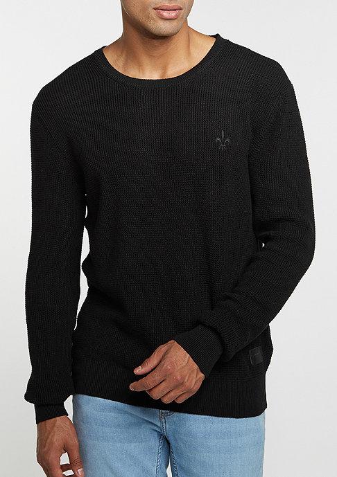 Criminal Damage Sweatshirt Redchurch black/black
