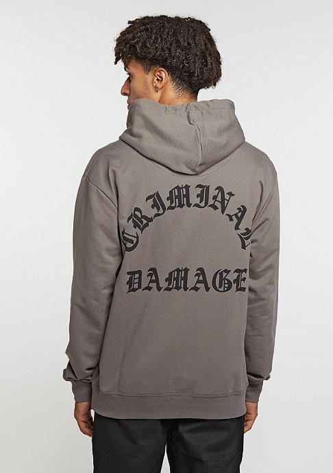 Criminal Damage CD Hood Whitechapel slate/black