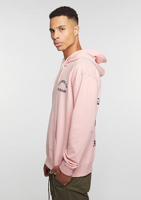 Criminal Damage Hooded-Sweatshirt Born pink/multi