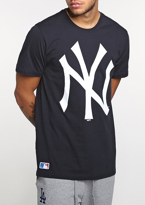 New Era T-Shirt MLB New York Yankees navy