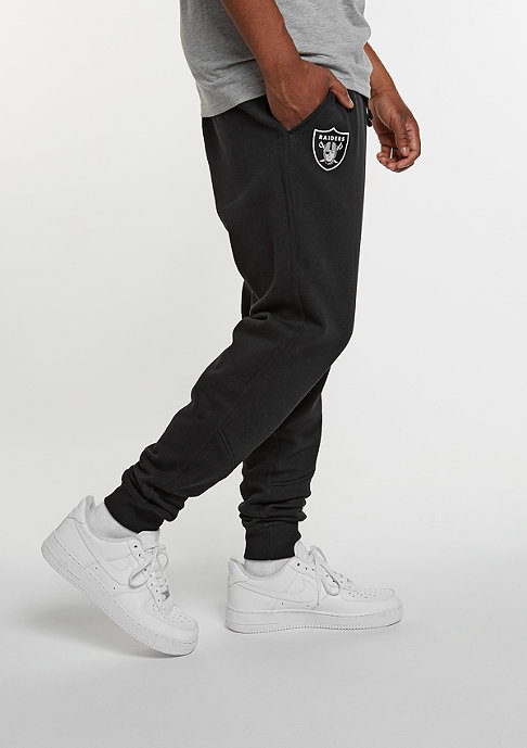 New Era Track Pant NFL Oakland Raiders black