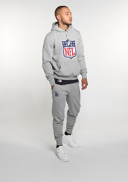 New Era Hooded-Sweatshirt NFL Generic Logo heather grey